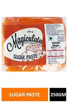 Magiculata Orange Sugar Paste 250gm