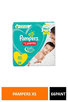 Pampers Xs66 Pants