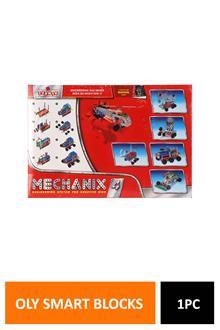 Oly Smart Blocks Aeroplane & Helicopter