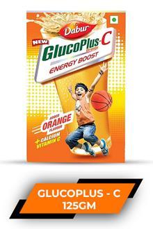 GlucopluS-C Orange 125gm