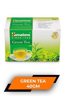 Himalaya Green Tea Bag 40gm