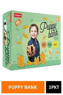 Fs Puppy Coin Bank 9670700