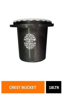Nayasa Crest Bucket Dlx 18ltr Np4184