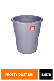 All Time Frosty Dust Bin 5.5ltr