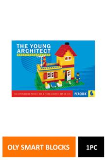 Oly Smart Blocks The Young Architact