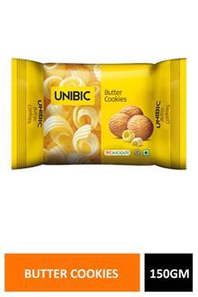 Unibic Butter Cookies (p) 150gm