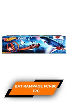Hot Wheels Bat Rampage Fcn80