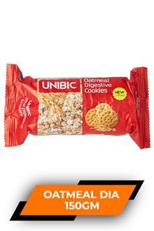 Unibic Oatmeal Dia 150gm