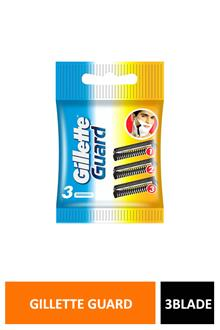 Gillette Guard 3 Blades