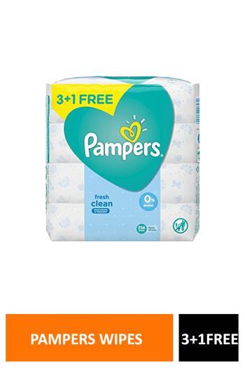Pampers Wipes Buy3 Get1