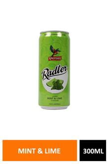 Kingfisher Radler Mint & Lime Can 300ml