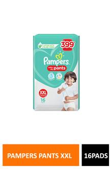 Pampers Xxl16 Pants