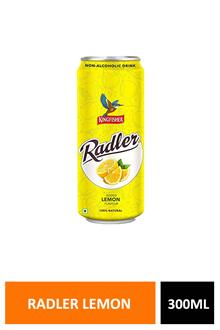 Kingfisher Radler Lemon Can 300ml