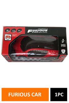 Zt 3d Furious Car