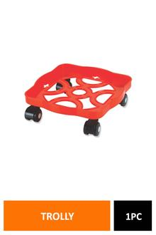 Crystal Square Multipurpose Trolly MkA-921