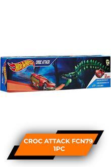 Hot Wheels Croc Attack Fcn79