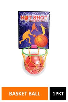 Oly Basket Ball Hot Shot