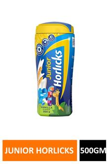 Horlicks Junior Vanilla Flavour  500gm