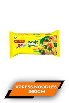 Wai Wai Xpress Noodles 360gm