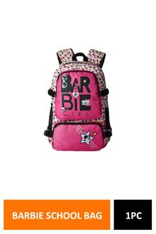 Barbie Always Awesome Flap School Bag 46 Cm MbE- ma