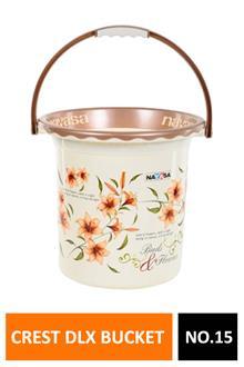 Nayasa Crest Bucket Dlx No.15 Np4210