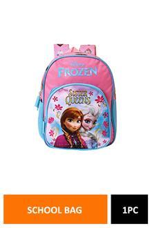 Frozen Sister Queen Pink School Bag 30 Cm MbE-Wdp