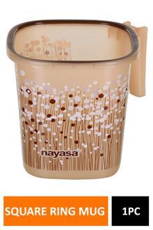 Nayasa Square Ring Mug Funk 1.5ltr