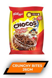 Kelloggs Chocos Crunchy Bites 26gm