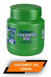 Shalimar Coconut Oil 200ml