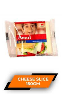 Amul Cheese Slice 150gm