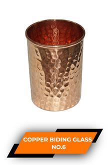Tera Copper Biding Glass No.6