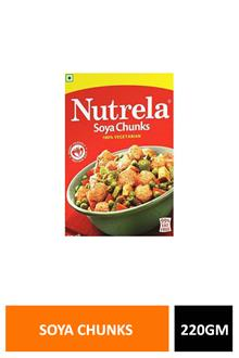 Nutrela Soya Big 220gm