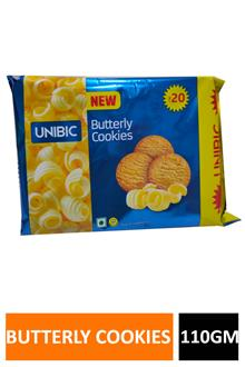 Unibic Butterly Cookies 110gm