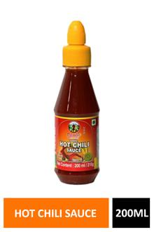 Pantai Hot Chilli Sauce 200ml