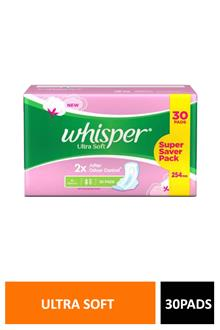 Whisper Ultra Soft Xl30p