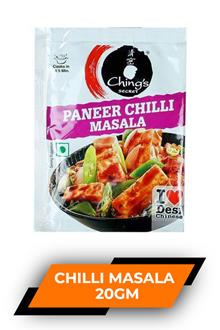Chings Paneer Chilli Masala 20gm