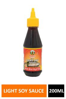 Pantai Light Soy Sauce 200ml