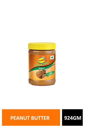 Sundrop Peanut Butter Creamy 924gm