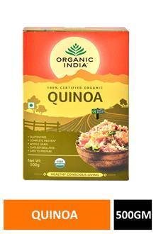 Organic India Quinoa 500gm
