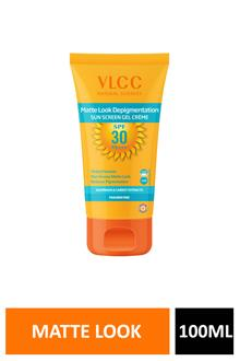 Vlcc Sunscreen Gel Creme Spf30 Pa+ 100ml