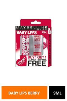 Maybelline Baby Lips Berry 9ml+4g