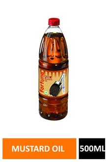Fortune Pure Mustard Oil 500ml