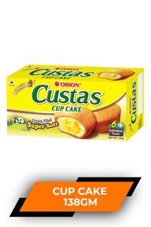 Orion Custas Cup Cake 138gm