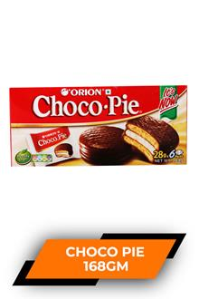 Orion Choco Pie 168gm