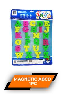 Oly Magnetic Abcd Letters