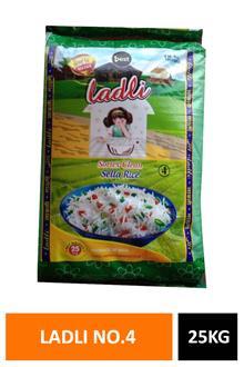 Ladli Basmati Rice 4 25kg