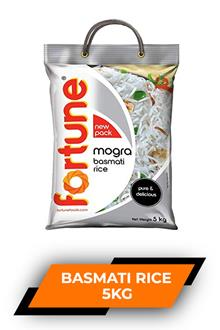 Fortune Mogra Basmati Rice 5kg