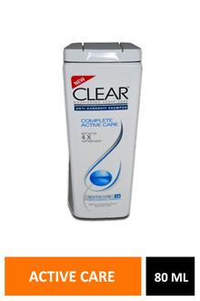 Clear Active Care Shampoo 80ml