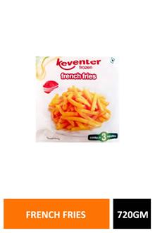 Keventer French Fries 720gm