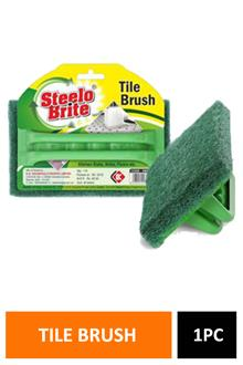 Steelo Brite Tile Brush 1n